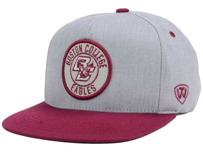 Boston College Eagles Top of the World NCAA Illin Snapback Cap