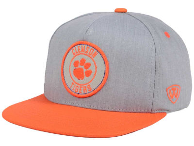 Clemson Tigers Top of the World NCAA Illin Snapback Cap