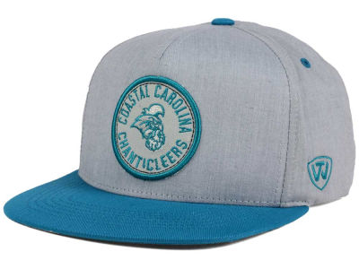 Coastal Carolina Chanticleers Top of the World NCAA Illin Snapback Cap
