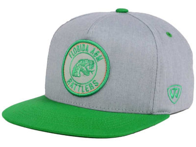 Florida A&M Rattlers Top of the World NCAA Illin Snapback Cap