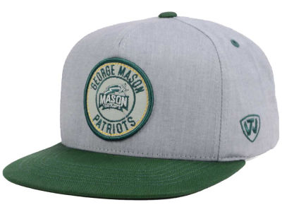 George Mason Patriots Top of the World NCAA Illin Snapback Cap