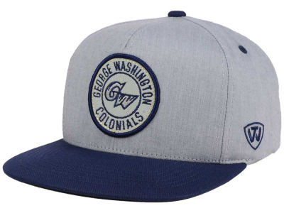 George Washington Colonials Top of the World NCAA Illin Snapback Cap