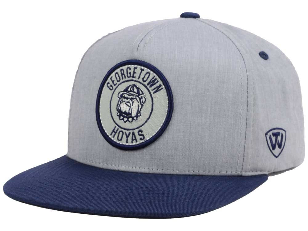 official photos 28dfc 7cdc7 ... buy georgetown hoyas top of the world ncaa illin snapback cap 153cd  fe998
