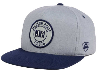 Jackson State Tigers Top of the World NCAA Illin Snapback Cap