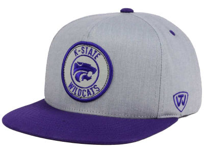 Kansas State Wildcats Top of the World NCAA Illin Snapback Cap