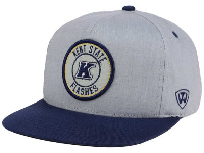 Kent State Golden Flashes Top of the World NCAA Illin Snapback Cap