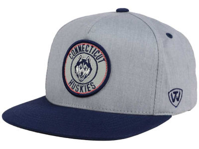 Connecticut Huskies Top of the World NCAA Illin Snapback Cap