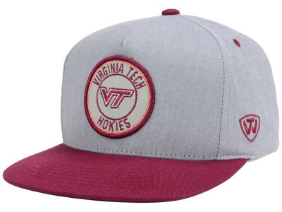 Virginia Tech Hokies Top of the World NCAA Illin Snapback Cap