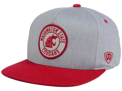 Washington State Cougars NCAA Illin Snapback Cap