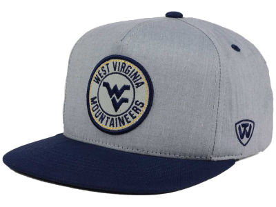 West Virginia Mountaineers NCAA Illin Snapback Cap