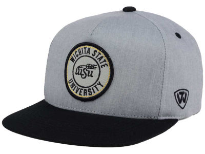 Wichita State Shockers Top of the World NCAA Illin Snapback Cap