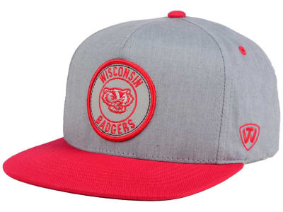 Wisconsin Badgers NCAA Illin Snapback Cap
