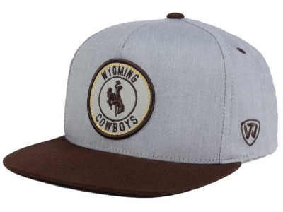 Wyoming Cowboys Top of the World NCAA Illin Snapback Cap