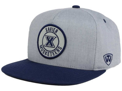 Xavier Musketeers Top of the World NCAA Illin Snapback Cap