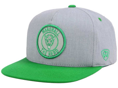 Marshall Thundering Herd Top of the World NCAA Illin Snapback Cap