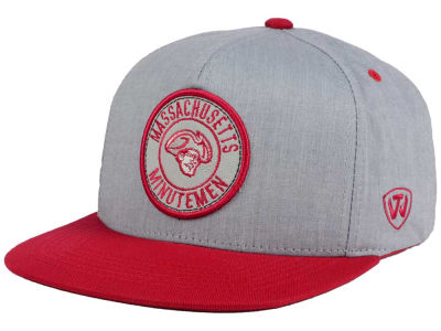 Massachusetts Minutemen NCAA Illin Snapback Cap