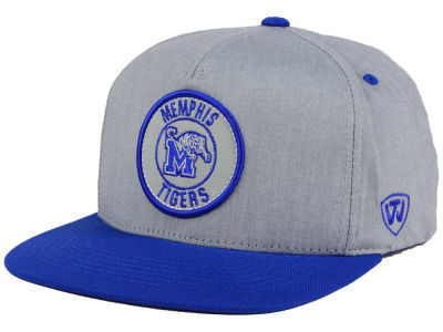 Memphis Tigers Top of the World NCAA Illin Snapback Cap