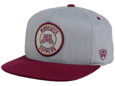 Minnesota Golden Gophers Top of the World NCAA Illin Snapback Cap