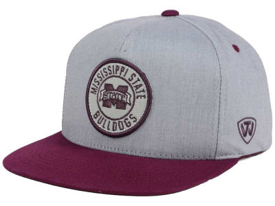 Mississippi State Bulldogs Top of the World NCAA Illin Snapback Cap