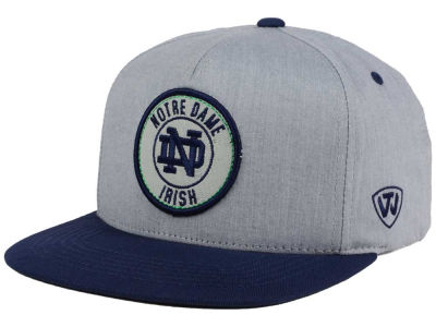 Notre Dame Fighting Irish Top of the World NCAA Illin Snapback Cap