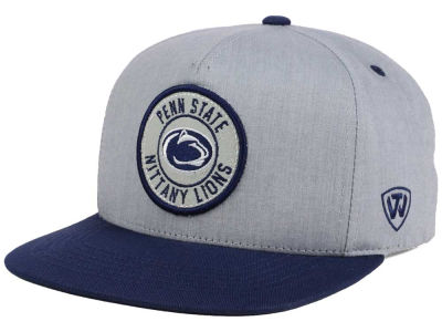 Penn State Nittany Lions Top of the World NCAA Illin Snapback Cap