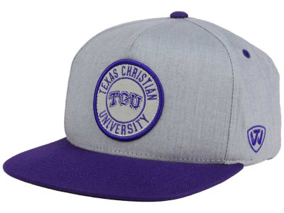Texas Christian Horned Frogs Top of the World NCAA Illin Snapback Cap