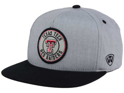 Texas Tech Red Raiders Top of the World NCAA Illin Snapback Cap