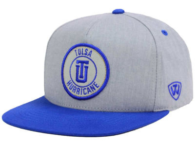 Tulsa Golden Hurricane NCAA Illin Snapback Cap