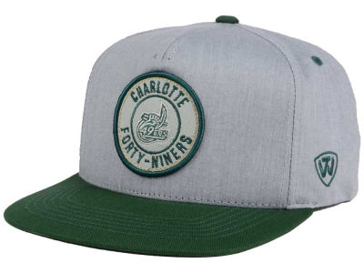 Charlotte 49ers Top of the World NCAA Illin Snapback Cap