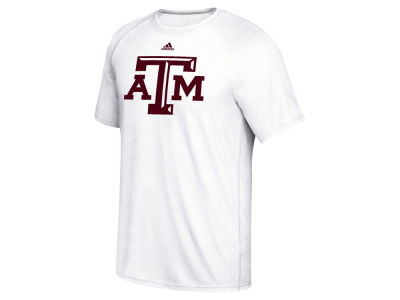 Texas A&M Aggies adidas NCAA Men's White Noise T-Shirt