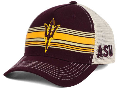 Arizona State Sun Devils Top of the World NCAA Sunrise Adjustable Cap