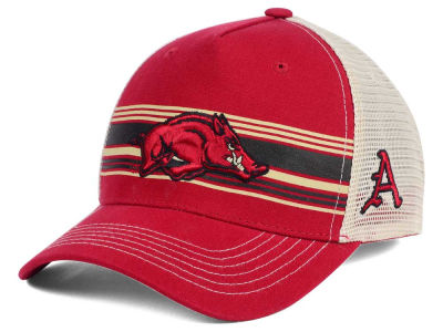 Arkansas Razorbacks Top of the World NCAA Sunrise Adjustable Cap