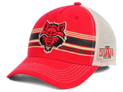 Arkansas State Red Wolves Top of the World NCAA Sunrise Adjustable Cap