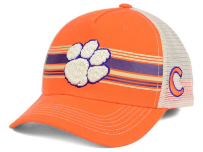 Clemson Tigers Top of the World NCAA Sunrise Adjustable Cap