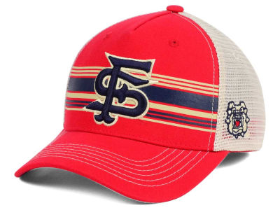 Fresno State Bulldogs Top of the World NCAA Sunrise Adjustable Cap