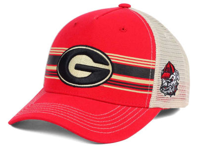 Georgia Bulldogs Top of the World NCAA Sunrise Adjustable Cap