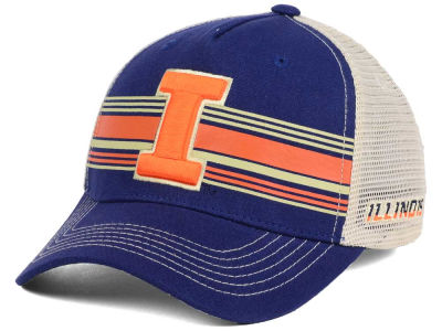 Illinois Fighting Illini Top of the World NCAA Sunrise Adjustable Cap