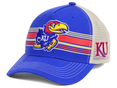 Kansas Jayhawks Top of the World NCAA Sunrise Adjustable Cap