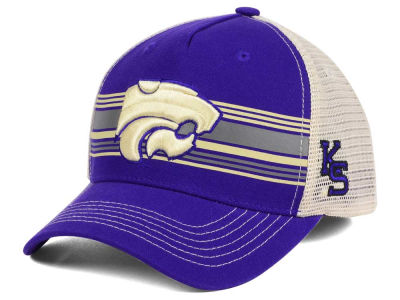 Kansas State Wildcats Top of the World NCAA Sunrise Adjustable Cap