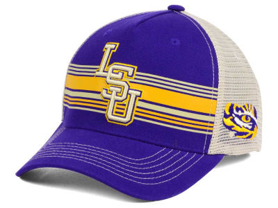 LSU Tigers Top of the World NCAA Sunrise Adjustable Cap