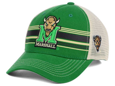 Marshall Thundering Herd Top of the World NCAA Sunrise Adjustable Cap