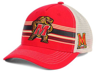 Maryland Terrapins Top of the World NCAA Sunrise Adjustable Cap