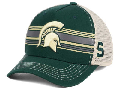Michigan State Spartans Top of the World NCAA Sunrise Adjustable Cap