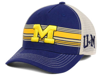 Michigan Wolverines Top of the World NCAA Sunrise Adjustable Cap
