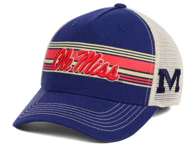 Ole Miss Rebels Top of the World NCAA Sunrise Adjustable Cap