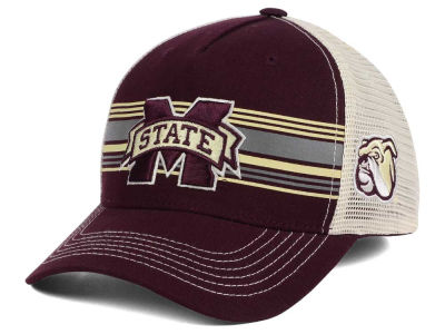 Mississippi State Bulldogs Top of the World NCAA Sunrise Adjustable Cap