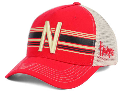 Nebraska Cornhuskers Top of the World NCAA Sunrise Adjustable Cap
