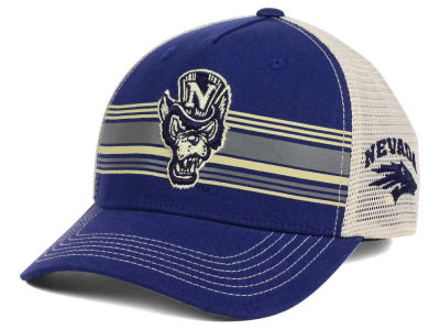 Nevada Wolf Pack Top of the World NCAA Sunrise Adjustable Cap