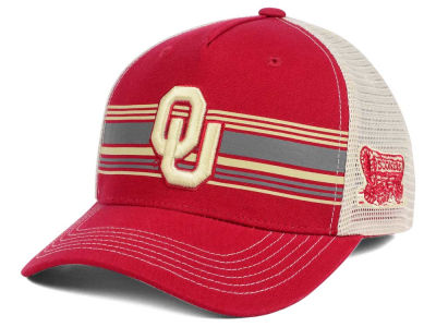 Oklahoma Sooners Top of the World NCAA Sunrise Adjustable Cap
