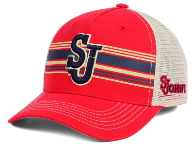 St Johns Red Storm Top of the World NCAA Sunrise Adjustable Cap
